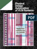 Algorithms For Vlsi Design Automation Pdf