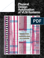 Physical Design Automation of Vlsi Systems