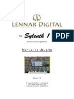 Sylenth1Manual Spanish