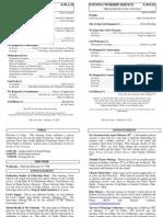 Cedar Bulletin Page - 02-12-12