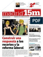 madrid15m newspaper