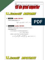 Ecuatii de Grad Superior - Clasa a 10-A
