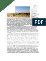 Colins Afghan Journal 10
