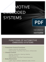 automotive embedded system