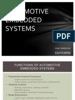 automotive embedded system