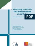 Einführung IPv6