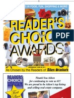 Readers Choice 2011