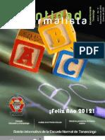 Boletín Identidad Normalista No. 17