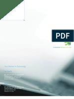 Sandbox Technologie Inc Brochure