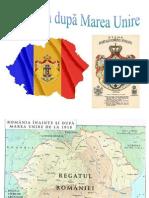 Romania Dupa Marea Unire