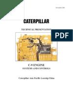 卡特C9发动机技术1