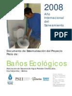 Proyecto Piloto Challacaba Informe Final