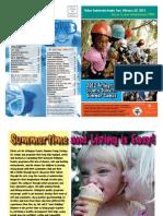 Summer Camps Catalog 2012