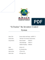 EzTracker (FINAL)
