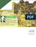 Norman W. Walker - Natrag k zemlji radi samoodržanja