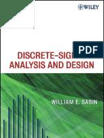 Discrete Signal Analysis and Design.9780470187777.31081