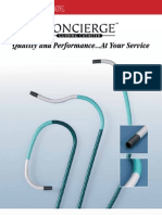 Concierge™ Guiding Catheter