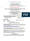 Int'l Persp on Stdnt Affairs - EDHI 380 TR1 - Course Syllabus