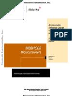 Drm 054 - Accelerometer Reference Design