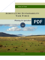 Utah Agriculture Sustainability Task Force