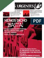 Periodico Tareas Urgentes Agosto 2011