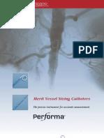 Merit Vessel Sizing Catheters