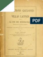 Habitations Gauloises
