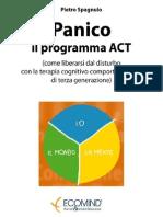Panico - Il Programma ACT - Pietro Spagnulo