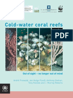 Cold Water Coral Reefs