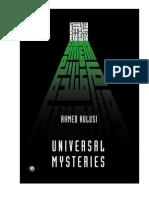 Ahmed Hulusi Universalmysteries_en