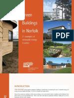 Green Buildings in Norfolk - Volume 1 WEB