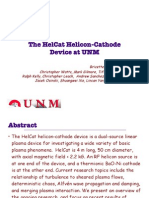 Bricette Cyrin et al- The HelCat Helicon-Cathode Device at UNM