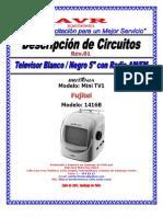 Britania Mini-tv1 Fujitel Tv-506m Descripcion Circuitos Rev.01
