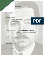 Gobierno de Miguel Aleman