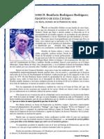 RESEÑA APRESURADA SOBRE D. Bonifacio Rodríguez Rodrí-guez,