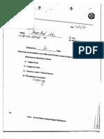 Steve Jobs FBI File Released FIA 2-8-12