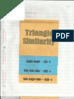 Geometry Interactive Notebook 7-3