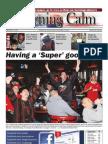 Morning Calm Weekly Newspaper - 10 February 2012