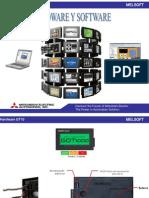 2.- Hardware y Software