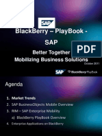 SAP & Playbook
