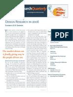 Design Research Quarterly - 1