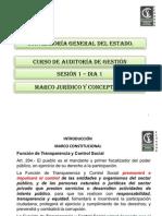 3. MARCO JURÍDICO DE LA AUD.GESTIÓN