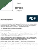 Platone - Simposio