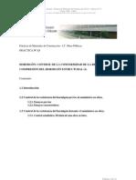 Práctica Nº 13 _Control de resistencia del hormigón