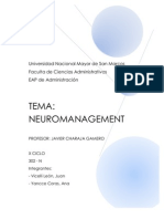Trabajo Final de Neuromanagement