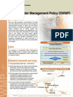 Sustainable Water Management Policy (Swmp)