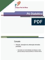 Pé Diabetico - Alunos