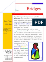 Bridges Flyer