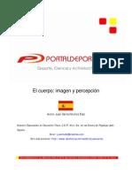 Articulo El Cuerpo Imagen Corporal Percepcion