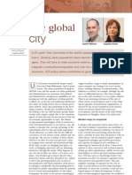 The World as City. in 25 Years' Time, Two-thirds of the Worl